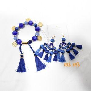 NWT Kate Spade Bracelet & Earrings set